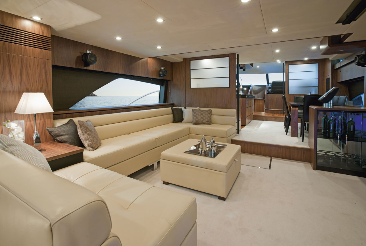 What I Love About Fairline Yachts Interior Designer