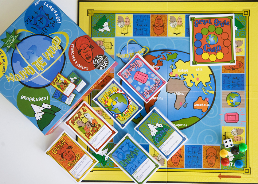 Board Game Research Is There Any Real Competition Interior - Countries of the world game