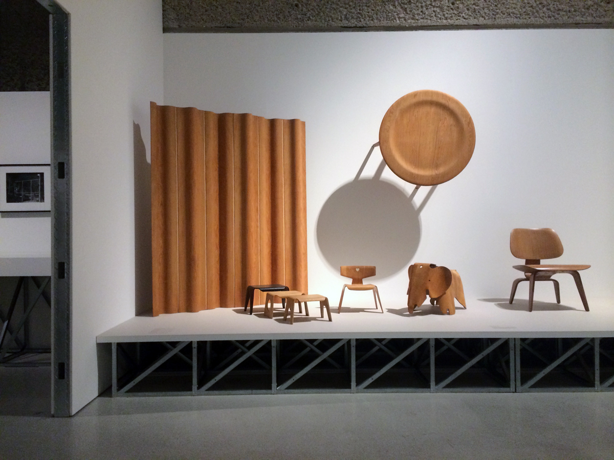 The World Of Charles And Ray Eames Exhibition U2013 Barbican