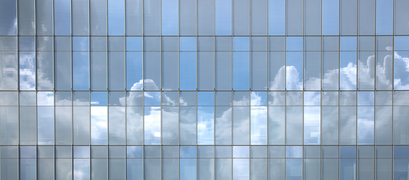Glass Curtain Wall Architecture : Circulation tower glass curtain wall method interior