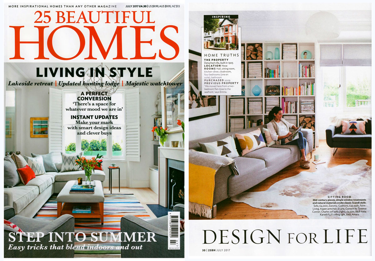 10 Best Interior Design Magazines In The UK 25 Beautiful Homes.