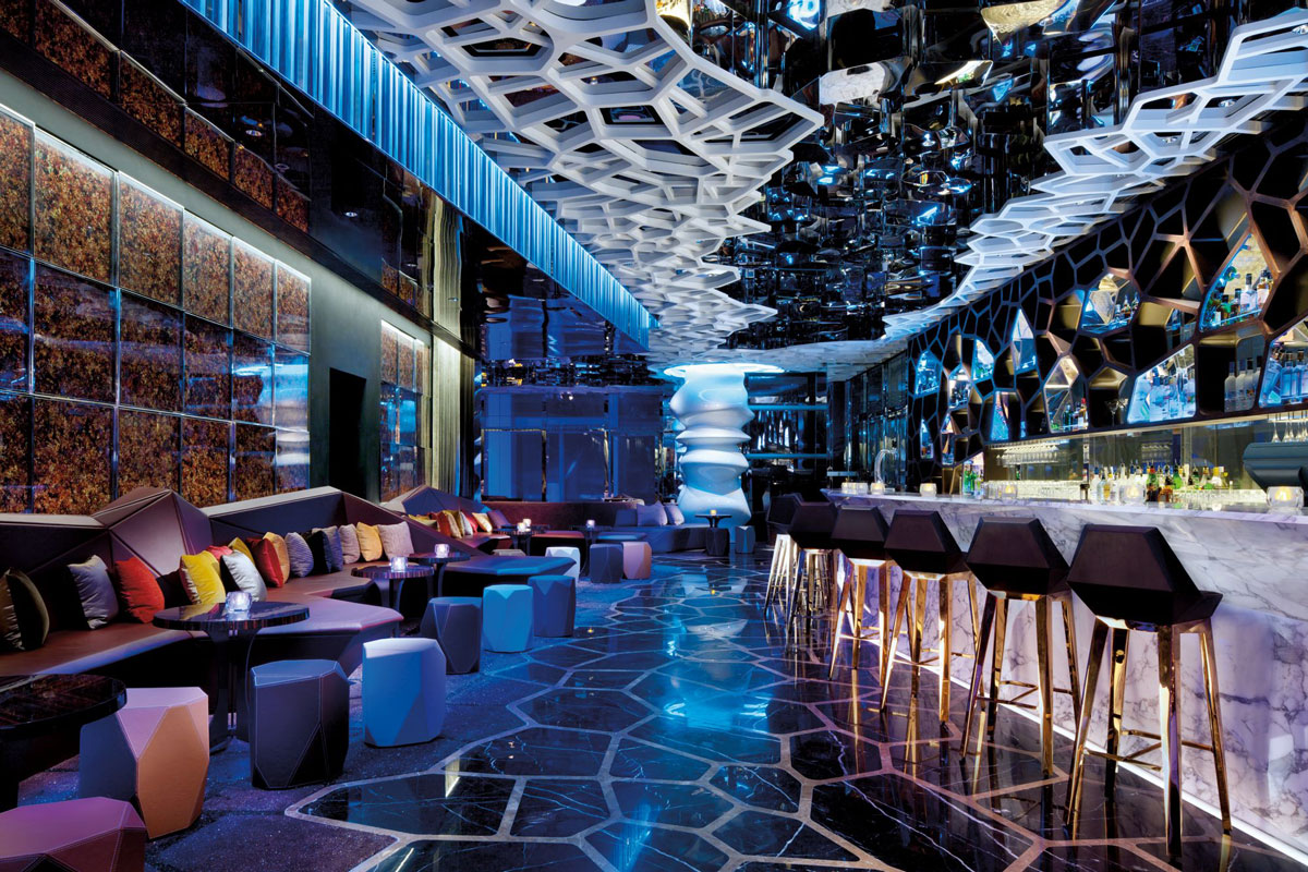 The Ozone At The Ritz Carlton Hong Kong By Wonderwall Design U2013 Be  Transported To The Ozone Layer In Asiau0027s Highest Bar