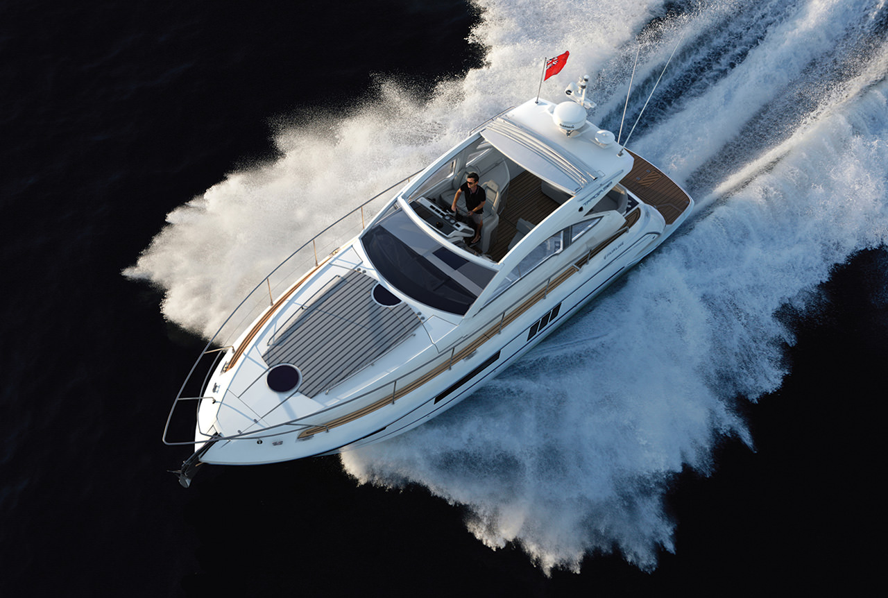 Fairline Luxury Motor Yachts – History of an Influential Yacht Company