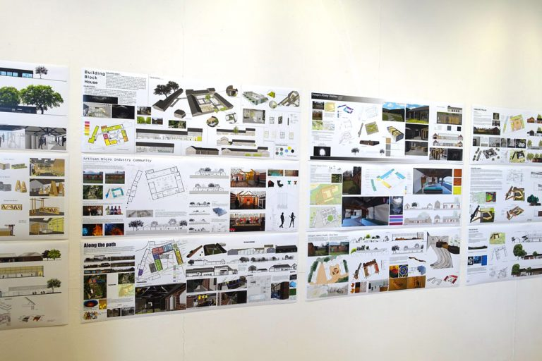 Read more about the article University of Northampton Student Interior Design Exhibition 2016