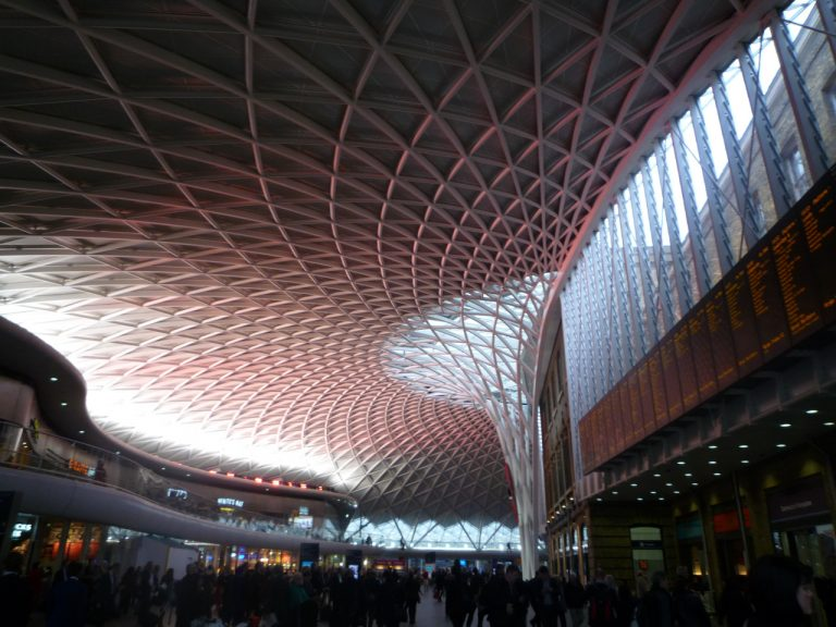 Read more about the article Kings Cross Station