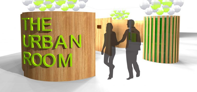 Visualising the Urban Room – A Perspective View