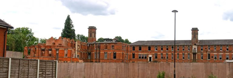 In Search of a Project Space – Saint Crispins Asylum