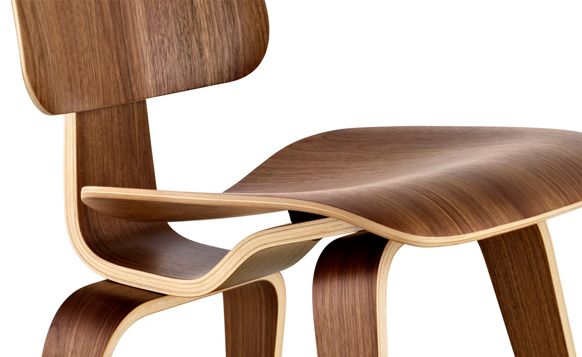 The Work of Charles and Ray Eames – My Personal Views (Moulded Plywood Chairs)