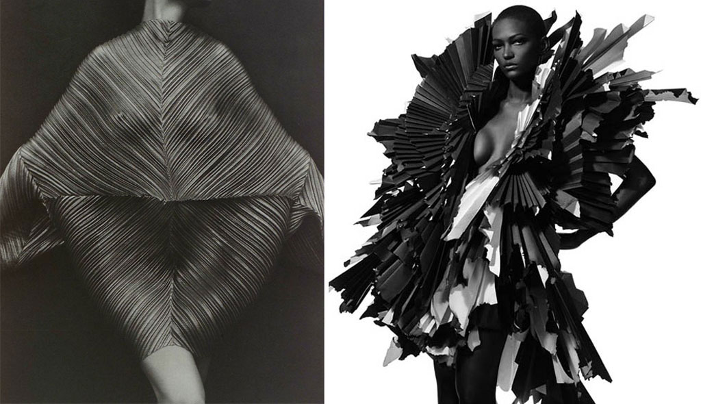 The Relationship Between Fashion And Architecture Issey Miyake Fashion Design Fmp Precedent Interior Designer Antonia Lowe