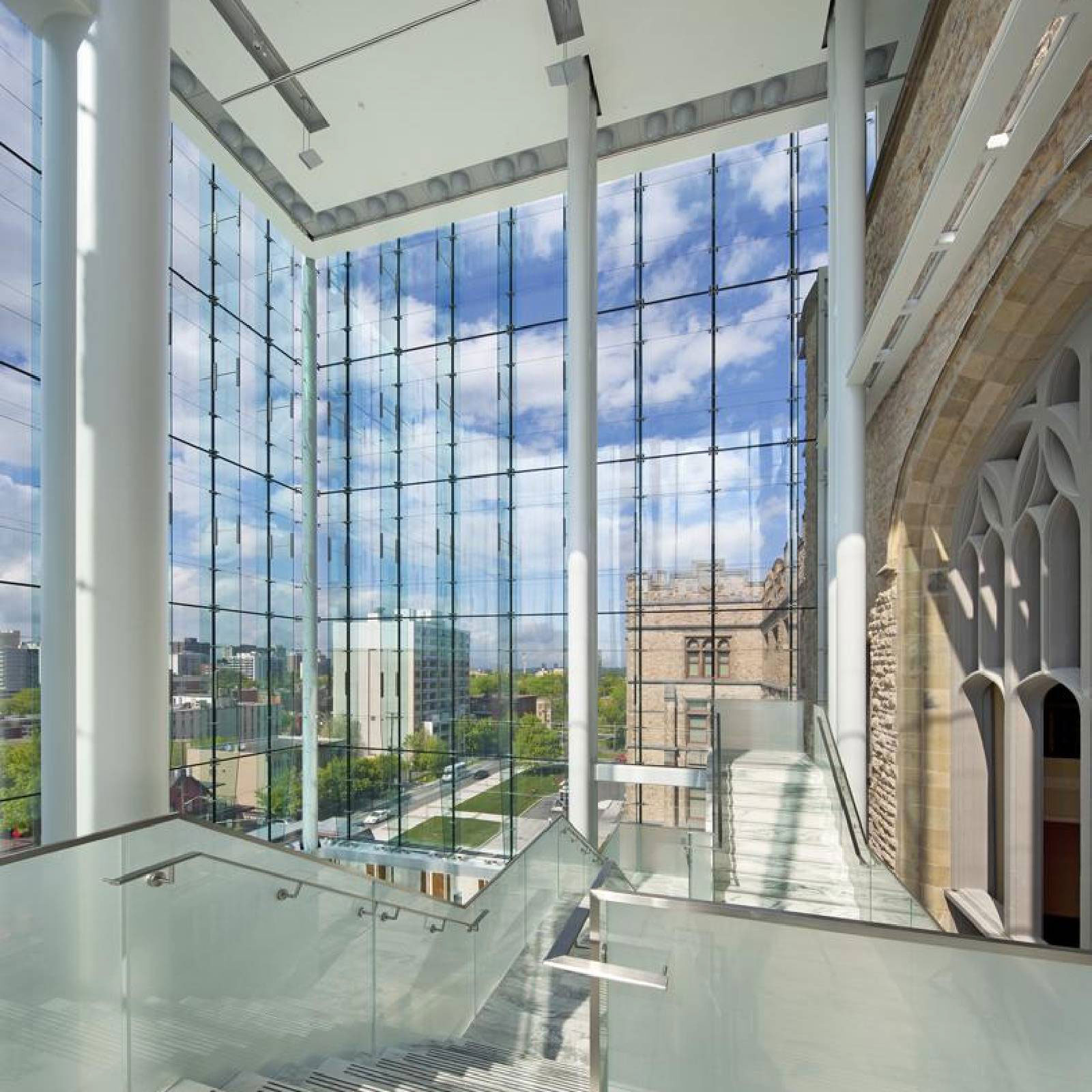 Canadian Museum of Nature – KPMB Architects – Glass Extension