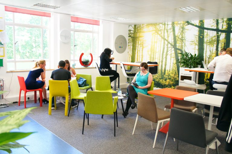 Why People Thrive in Co-Working Spaces?