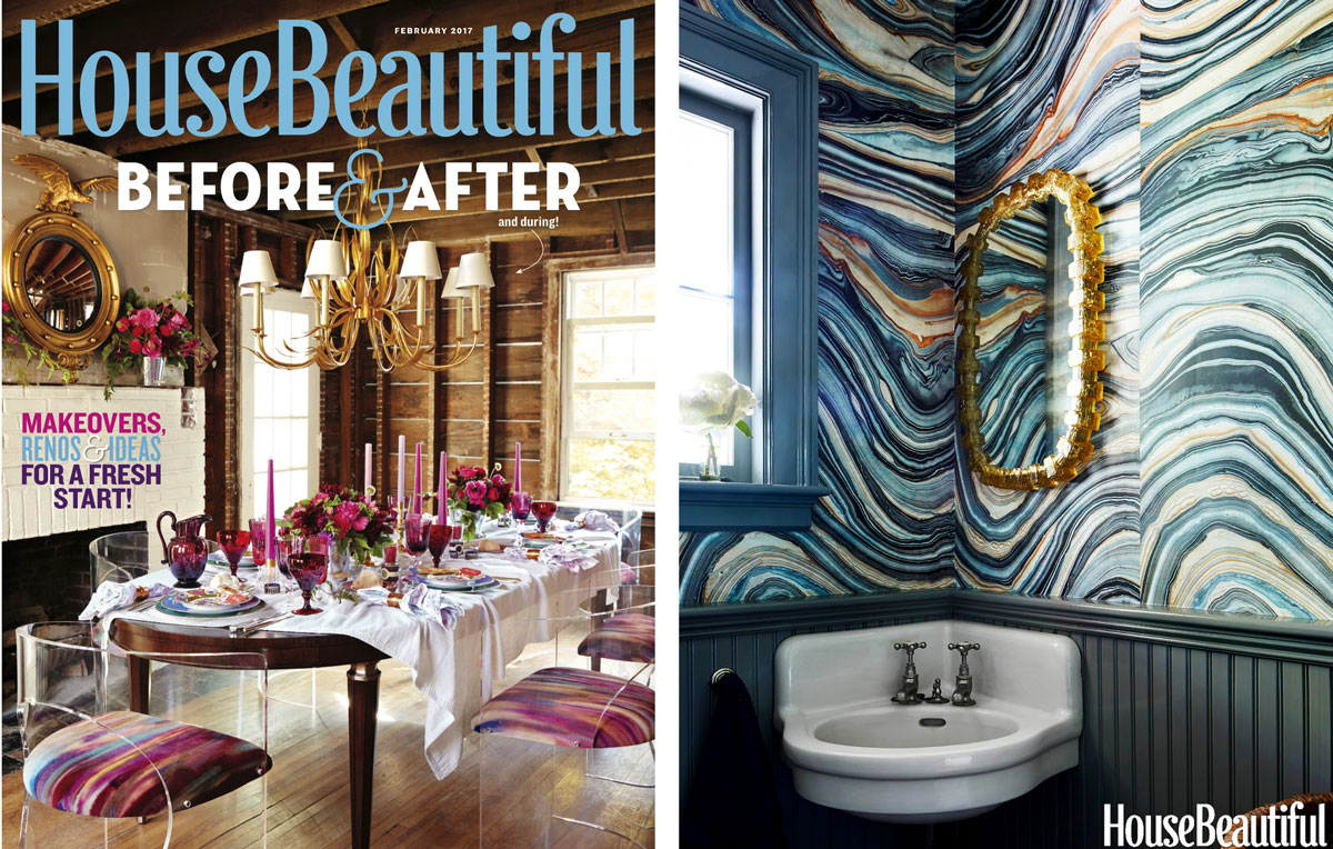 10 best interior design magazines in the UK House Beautiful.