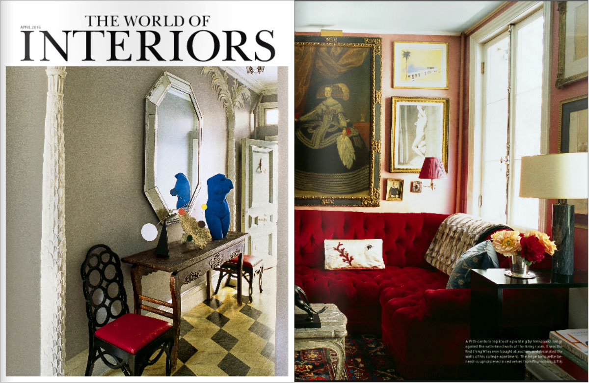 10 best interior design magazines in the UK The World of Interiors.