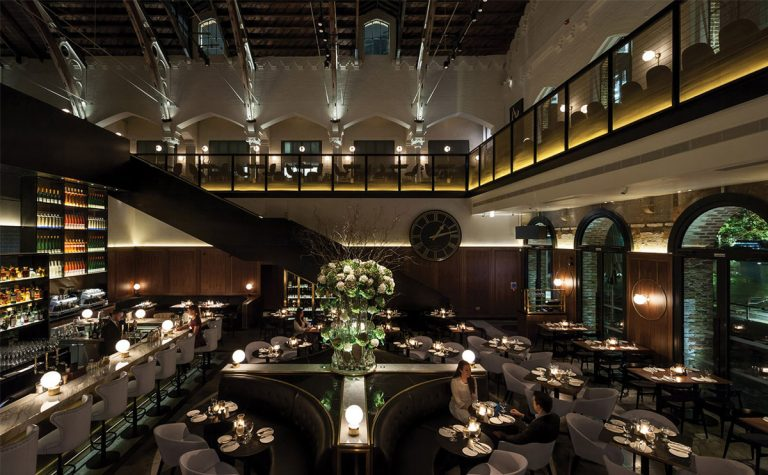 German Gymnasium London by Conran and Partners is Officially the Most Beautiful Restaurant in the World
