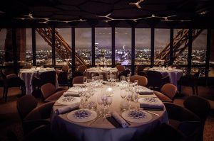 Le Jules Verne Restaurant Paris by Patrick Jouin – A Romantic Restaurant for a Happy Valentines Day and for Special Moments All Year Round