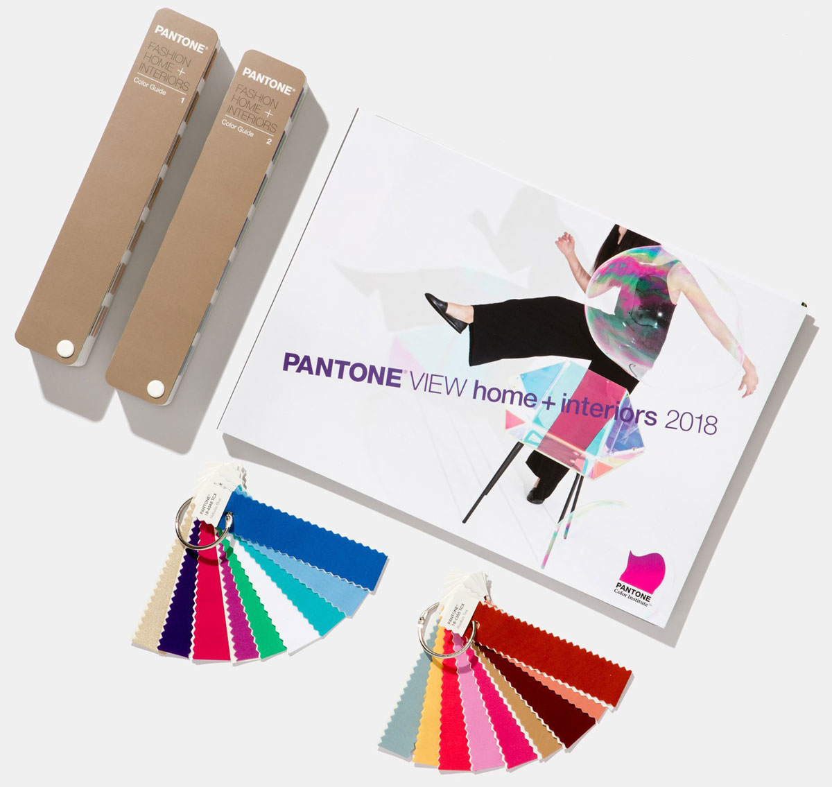 The Pantone Colour Trends for 2018