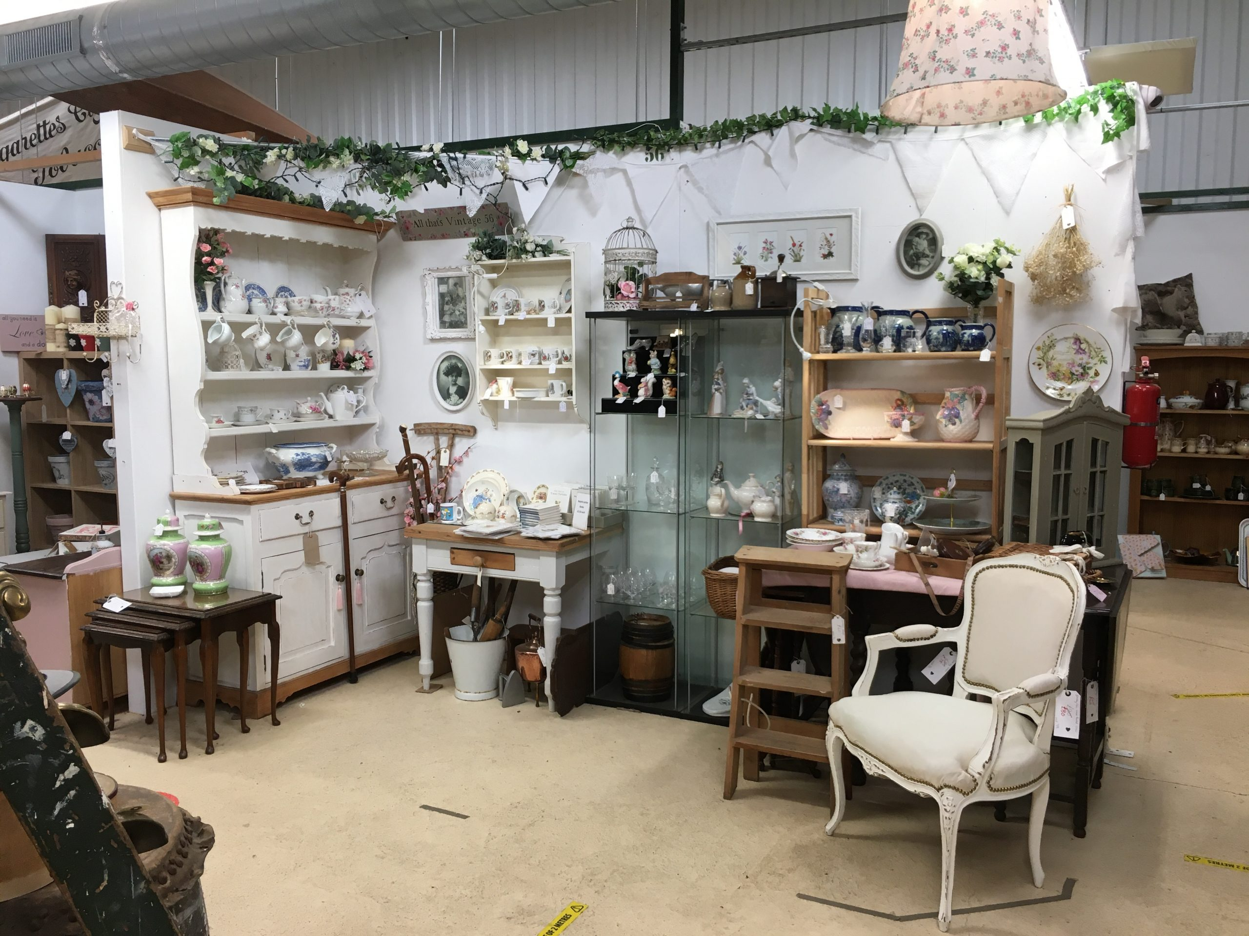A Trip To Banbury Antiques Centre October 2020